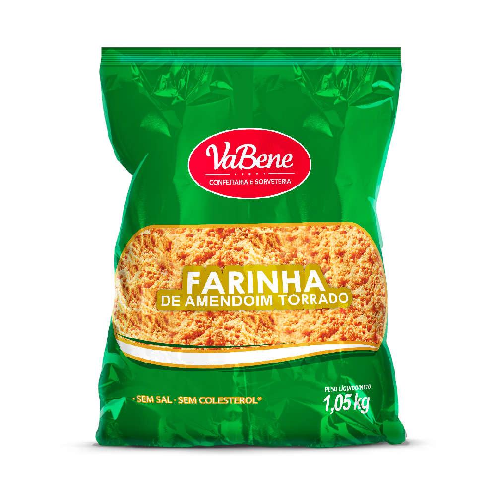Farinha de amendoim - Valbene
