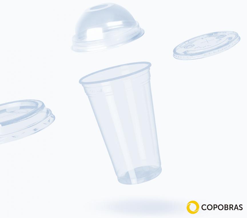 Copobras - Copos para milk shake