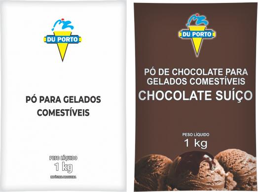 Pó saborizante - Du Porto 1kg